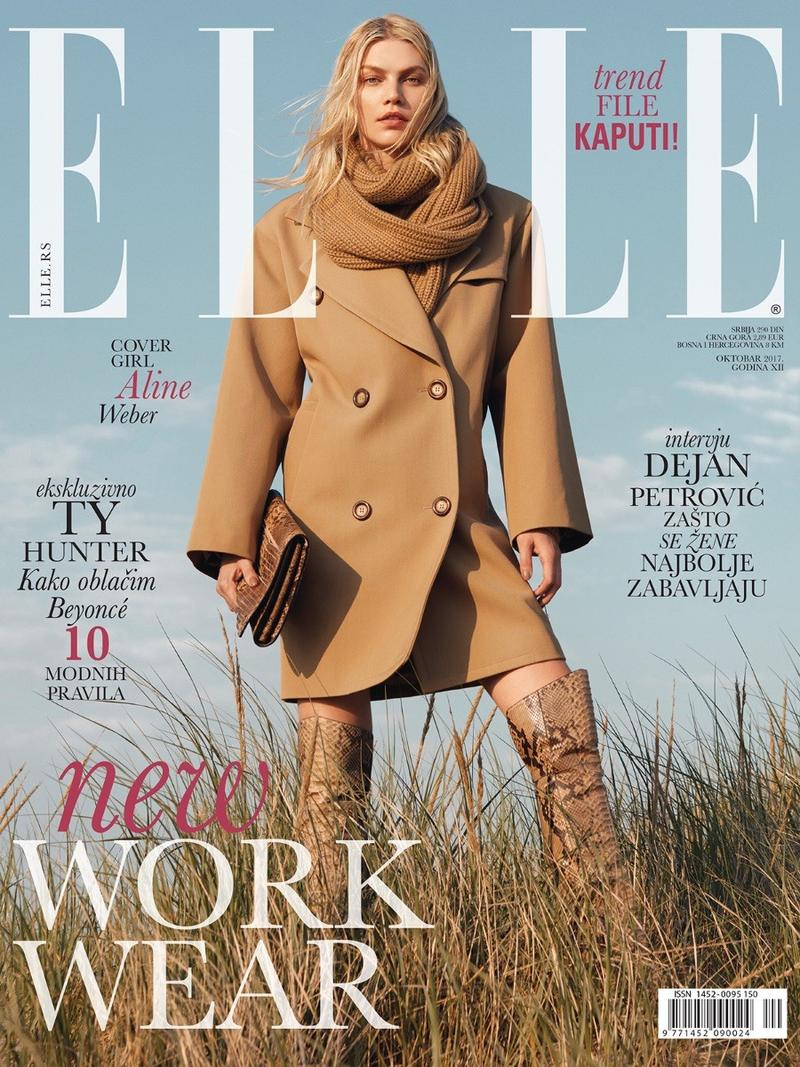 Aline Weber Cover
