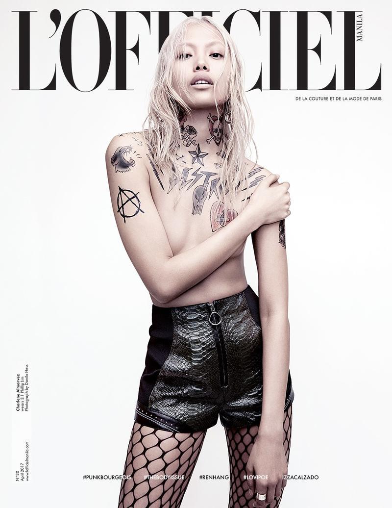 Lofficiel MN Cover